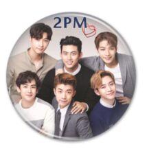 2PM - hűtőmágnes