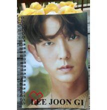 Füzet (A/5) - LEE JOON GI