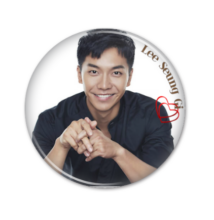 Lee Seung Gi - kitűző