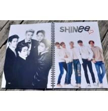 Füzet (A/4) - Shinee