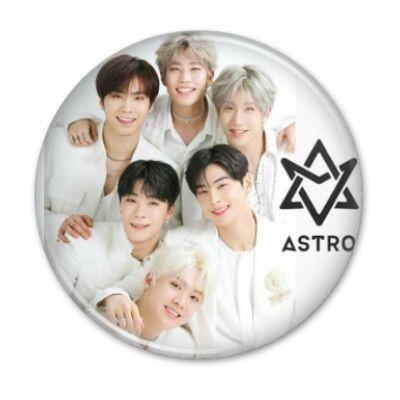 Astro - kitűző