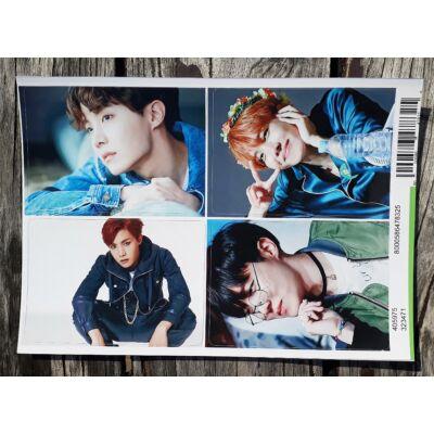 BTS - prémium matrica - J-Hope