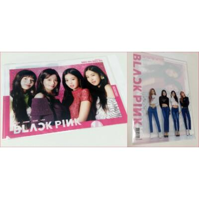BlackPink - irattartó A/4