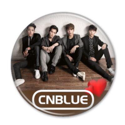CNBlue - kitűző