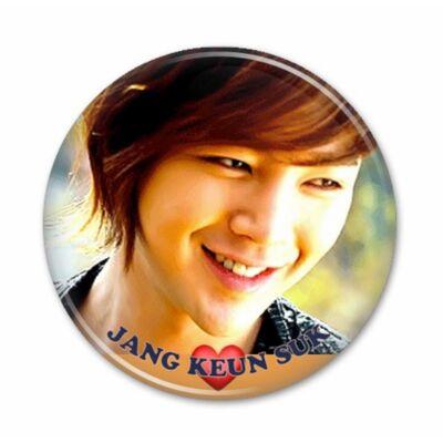 Jang Keun Suk - hűtőmágnes