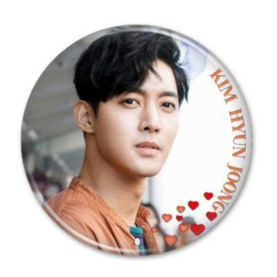 Kim Hyun Joong - kitűző