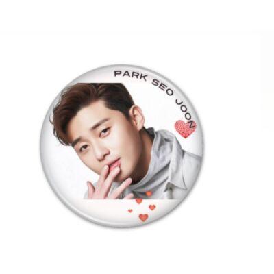 Park Seo Joon - hűtőmágnes, vagy kitűző