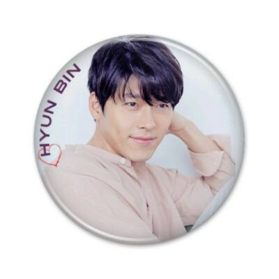 Hyun Bin - hűtőmágnes