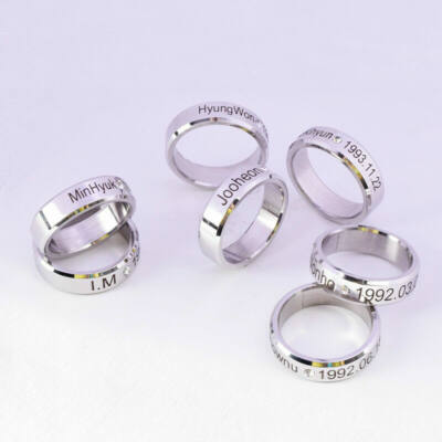 MonstaX - gyűrű
