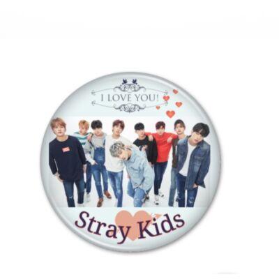 Stray Kids - hűtőmágnes
