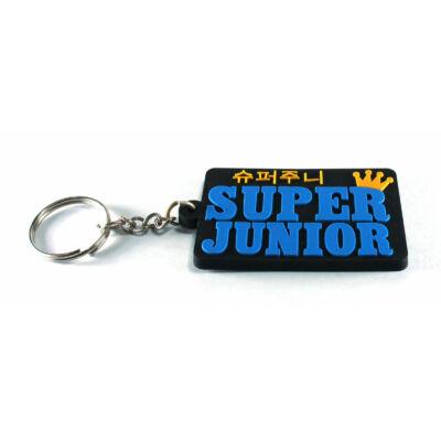 SuperJunior - kulcstartó - gumi