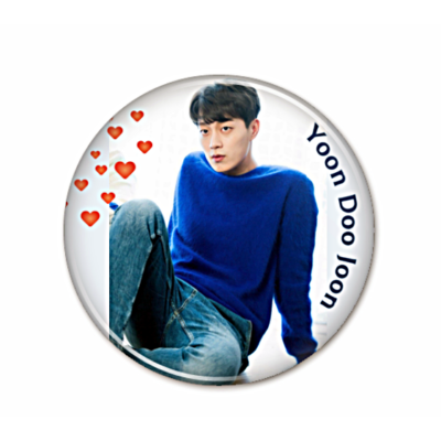 Yoon Doo Joon - hűtőmágnes